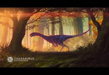 Chilesaurus Diegosauresi by badillafloyd