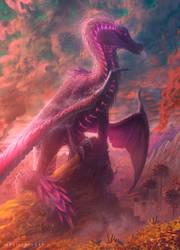 Dragon de la Patagonia by badillafloyd