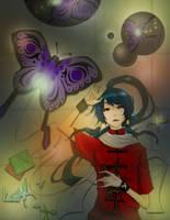 Knite- Hotaru by KuroLaurant