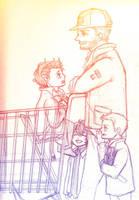 SPN:Family by KuroLaurant