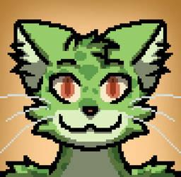 Kitty's new avatar by Patryk1023