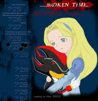 Shadow and Maria - broken time by shadow-of-myself