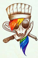 Chef RD Tattoo Design by PeachPalette