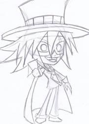Chibi Joker by BlueLuna12