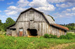Old Barn II HDR by joelht74