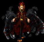 [Nergens] Dead Corps Halloween by JustoKazu