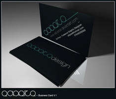 Business Card by edward-price