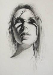Pencil. by bronart