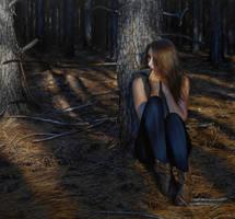 Silent Woods by bronart