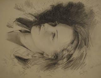 Sketch by bronart