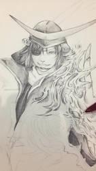 Date Masamune - wip by ippanzin