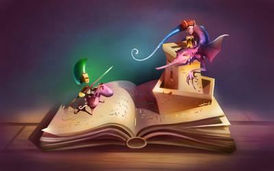 Fairytale by wojtryb