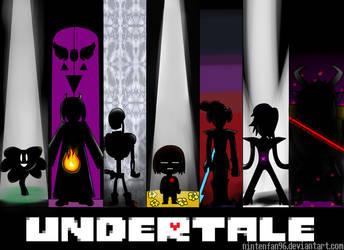 Undertale by nintenfan96