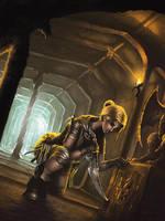 Lysara the Dungeoneer by MaBuArt