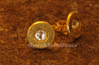9mm earrings by SparklersOasis
