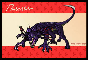 Thanator - Palulukan by Xenothere