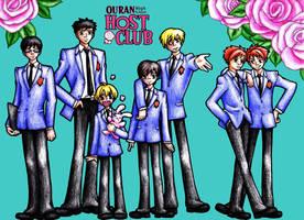 The Host Club by fatgurl06