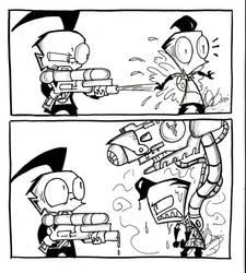 squirt gun of Doom by DB-artwork