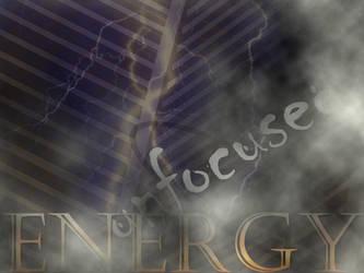 Unfocused Energy by VernonK