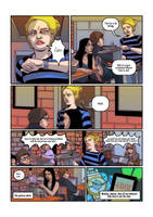 Fighting Time Page 2 by PJM74