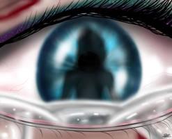 Yandere Sim: The Eye Of Evil by Heresyangel