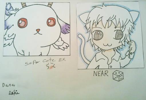 Nai And Near Sketch By Dana by YanstarPrior250
