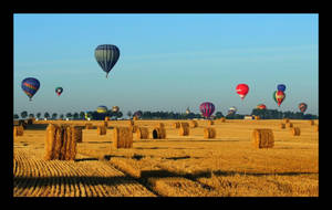 Bales and Balloons by Hocusfocus55