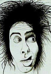 Nick Cave by riddla-de-luxe