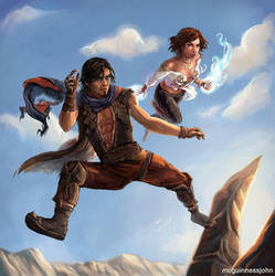 Prince of Persia by mcguinnessjohn