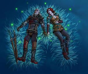 The Witcher 3: Wild Hunt by mcguinnessjohn