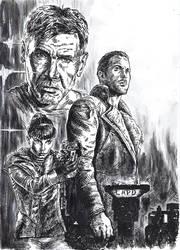Blade Runner 2049 by mcguinnessjohn