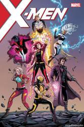 X-Men by mcguinnessjohn