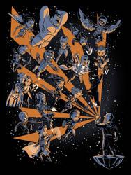 Avengers Infinity War by mcguinnessjohn