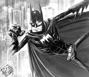 batman3 by peerro
