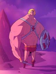 He-Man by peerro