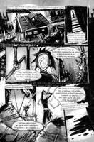 Diablo comic 1 by peerro