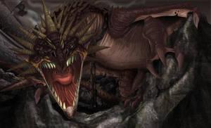 Dragon by Daniel-Velez