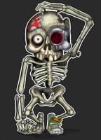 Skull by Daniel-Velez