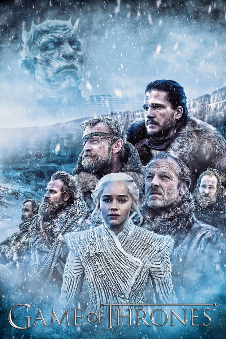 Game Of Thrones Wallpaper Beyond The Wall By Mattze87 On Deviantart