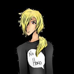 So Blondejaku is a thing by NoHomojaku
