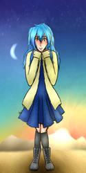 Aoba in a Dress by NoHomojaku