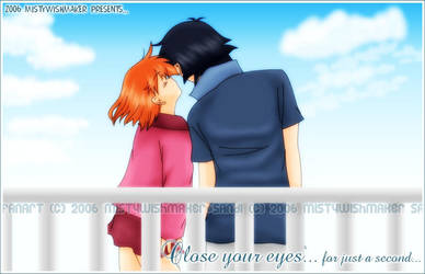 Pokeshipping: Close Your Eyes by MistyWishMaker