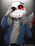 Horrortale - Sans by AniiTaRuiz