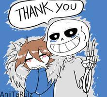 Thank You by AniiTaRuiz