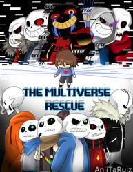 The Multiverse Rescue by AniiTaRuiz