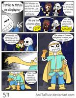 The Multiverse Rescue  57 by AniiTaRuiz