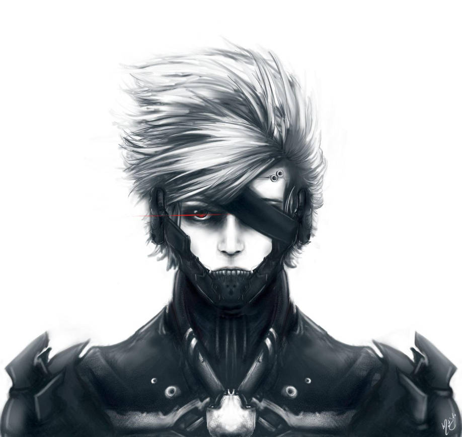 Metal Gear Rising Wallpaper: Raiden [Metal Gear Rising] By AudichterBlindgod On DeviantArt
