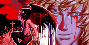 Devilman Crybaby by Viral-Zone