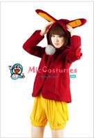 Cardcaptor Sakura Snow Bunny Cosplay by miccostumes
