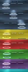 Lightness buttons shine glow by r0naldosla